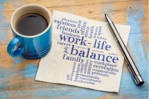 work-life-balance-word-cloud-picture-id611613616